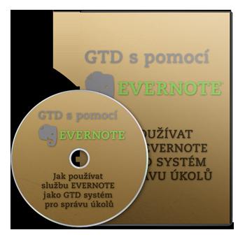 Obrázek produktu GTD s pomocí Evernote